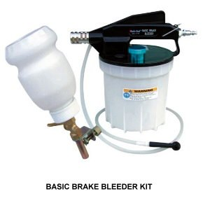 Professional Grade Brake Oil Extractor - Easy and Fast operation.
