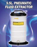 NON-SPARK NON-POWER FLUID EXTRACTOR SUITABLE FOR NON-CORROSIVE FLUID