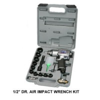 Handy Air Impact Wrench kit for All Purpose Service & Repairing