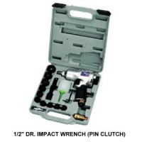 HANDY AIR IMPACT WRENCH &  KIT FOR ALL PURPOSE SERVICE & REPAIRING