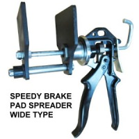 SPEEDY BRAKE PAD SPREADER - WIDE TYPE