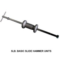 5LB & 10LB BASIC SLIDE HAMMER UNITS