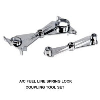A/C FUEL LINE SPRING LOCK COUPLING TOOL SET