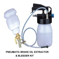 Most Handy Pneumatic Brake Oil Extractor & Bleeder Kit