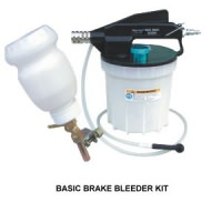 Pneumatic Brake Oil Extractor & Bleeder kit