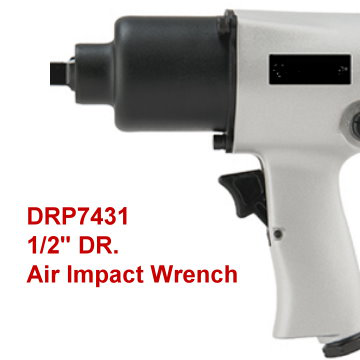 Powerful Air  Impact Wrench