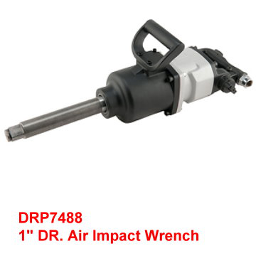 Impact Wrench with major part is processed by Germany made Ipsen heat treatment equipment , ensuring more durable wear, greatly extend the lifetime