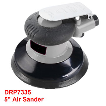 "5"" Air Sander is designed with built-in regulator for speed control."