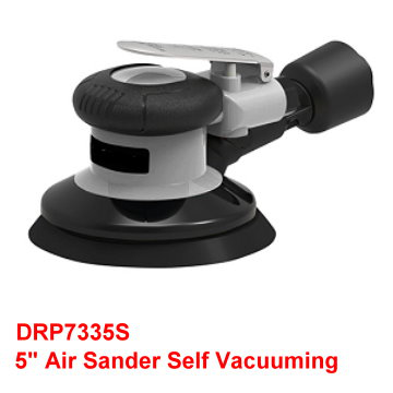 "5"" Air Sander is using P6 class industrial bearings,make the tool with longer life."