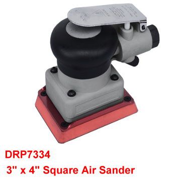 "3"" x 4"" Square Air Sander is designed"