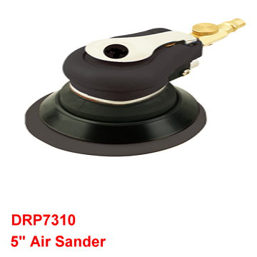 "5"" Air Sander is deigned with industrial bearing,high precision and long working life."