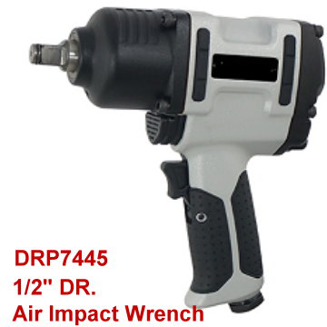 "1/2"" DR. Twin Hammer Air Impact Wrench Air tool"
